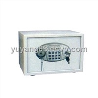 Electronic Wall Safes