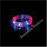 Flashing LED Diamond Bracelet (B-005)