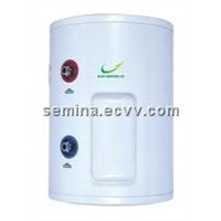 Floor-standing electric water heater