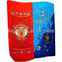 Football Fans Beach Towel (Soccer Beach Towel)