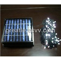 Intelligent Solar Energy LED Christmas Lights