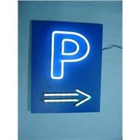 LED neon flex sign