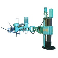 MJS 2070W lift stone polishing machine