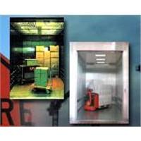 Matiz-Warrior series Cargo elevator
