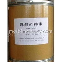 Microcrystalline Cellulose 102