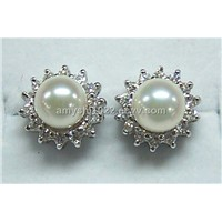 Nonsuch Pearl Earring C0001