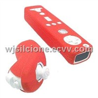 Silicone Cases for Game Player Wii