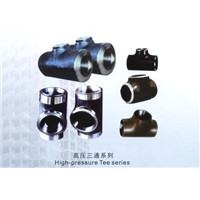 Pipe fitting (Tee)