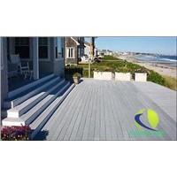 WPC, wood plastic composite, decking, railing, fencing