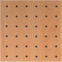 Wooden Acoustic Ceiling Board