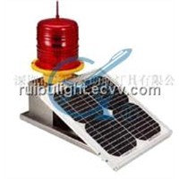 ZH-878-3M Solar-Powered Obstruction Light