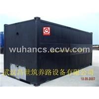 asphalt/bitumen container