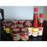bean soy,chili patse,HOISIN sauce,miso sauce,sour plum sauce,ZHUHOU sauce,Char Siu Sauce,Spare rib s