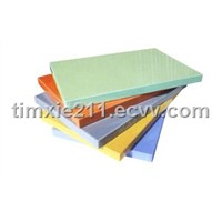 high gloss fireproof board