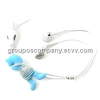 mp3 earphone cablw wire winder