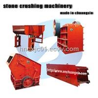 stone-crushing prodction line