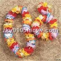 wreaths,hawaiian leis,flower leis,artificial garlands,carnival garland