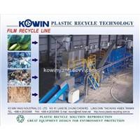 Plastic Film recycle equipment
