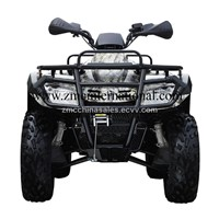 08' ZMC TITAN300 4X4 ATV, Quad, All Terrain Vehicle