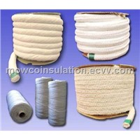 Mowco Ceramic fiber  Braided/ Twisted/ Soft Rope & Yarn