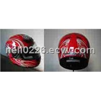 DOT Approved Helmet for Motorcycle with Many Colors