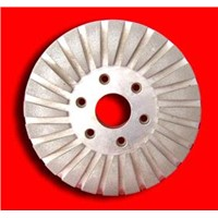 End Grinding Wheels for Brake Pads (D100-D380)