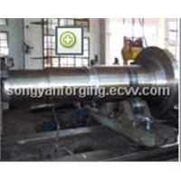 Forging Main Shaft For Wind Turbine(Wind Power Generator)