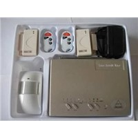 Guard Against Theft Security Alarm System
