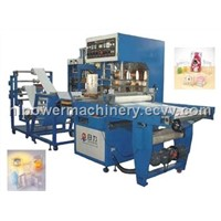 High Frequency Plastic Box Making Machine
