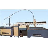 High Pressure Water Jet Cutting Machine
