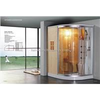 Infrared & sauna room