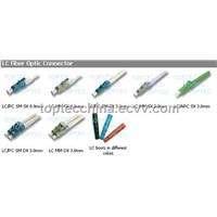 LC Fiber Optic Connector