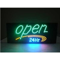 LED Windows Sign