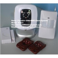 MMS GSM alarm systems