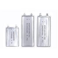 Notebook Computer/DVD/PDA Polymer Li-ion Battery