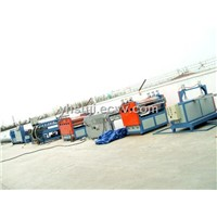 PLASTIC GRID PLATES PRUDUCTION LINE