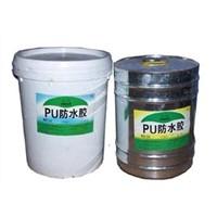 PU water-proof coating  raincoat 1000