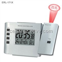 Radio Controlled Projection Clock