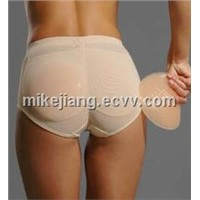 Silicone Buttock Enhancer  with panty