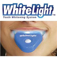 Tooth whitening kit, for oral health, home bleaching tool