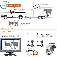 Trailer Wireless Cameras