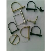 Wire Lock Pin and Lynch Lock Pin and Tab Lock Pin