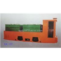 XK 15T Accumulator Locomotive (parts available)