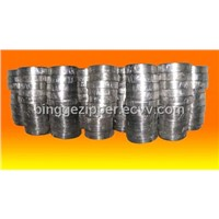 alloy zipper wire