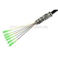 fiber optic patch cord--waterproof