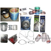 fishing line, braided line, carbon line, fishing net rop
