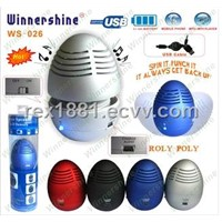 portable speakers,mini speakers,mp3 speakers,mobile speakers,cellphone speakers,mp3 speakers(WS026)