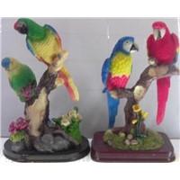 resinic craft(parrot)
