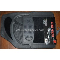 rubber cat mat