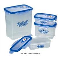vacuum food storag container